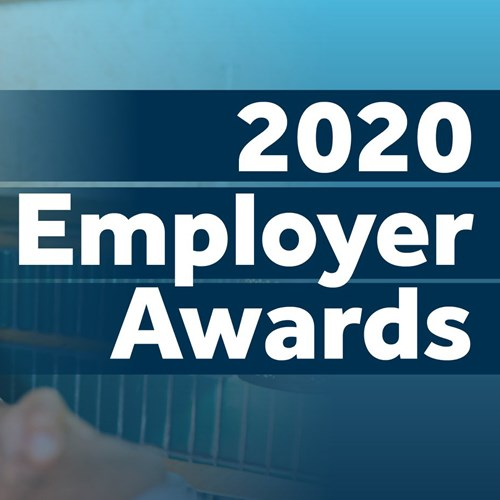 Recognition for employers that go above and beyond
