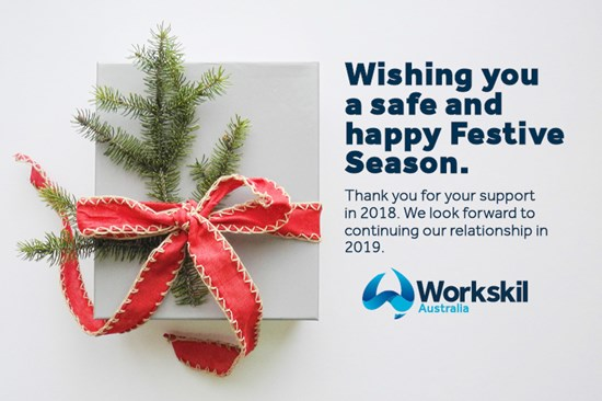 Season's Greetings - Office Closures and Crisis Support Contacts